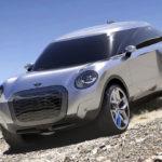 """将来のミニはこうなる?エレクトリック・クロスオーバー""""ミニ e SUV""""をデザイナーが発表"""
