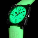 ベル&ロスが「全部光る」とんでもない腕時計を発売した!最近のベル&ロスは原点に戻ってその輝きを取り戻したようだ