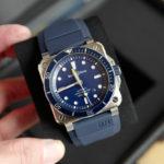またまたベル&ロスの腕時計を買ってしまった!今度は角形ダイバーズ「BR 03-92 DIVER」