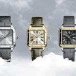 """カルティエが「世界初の腕時計」、サントスに限定モデルを追加。さらに名作""""パシャ""""もリニューアル"""