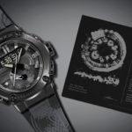 G-SHOCKに「真っ黒」な限定モデルが2種登場!東洋の水墨画と西洋のストリートアートが合体したMT-G