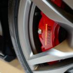 フェラーリのブレーキ
