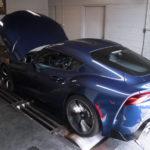 【動画】2021年モデルのGRスープラはエンジン単体では450馬力を発生?シャシーダイナモ上でもカタログ値以上の数値を記録
