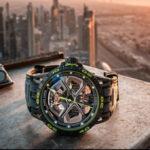 ロジェ・デュブイ×ランボルギーニ最新モデル!「エクスカリバー・ウラカン」オールブラックほか計2本の腕時計が登場