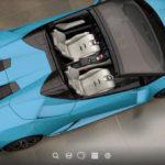ランボルギーニ・ウラカンEVO RWDスパイダーのボディ色は全44色!内外装の選択肢やオプションはこうなっている