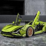 【動画】レゴ×ランボルギーニによる「シアンFKP36」発売開始!トランスミッションも動作可能、レゴテクニック史上もっとも複雑な製品に