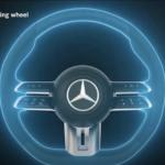 """【動画】メルセデス・ベンツが新型Eクラスに搭載される""""新世代""""ステアリングホイールの機能を公開!グリップにもセンサー内蔵、スイッチはすべてセンサー式"""