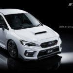 """スバル""""WRX S4 STI Sport #""""が500台のみ限定発売!「コンプリートカーだからこそ踏み込めた領域」へ、国内初装備パーツも"""