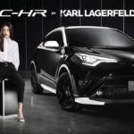 トヨタC-HRがオシャレになったッ・・・!シャネル/フェンディのデザイナー、カール・ラガーフェルドとのコラボモデルが登場