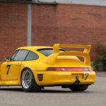 90年代の狂気!とんでもないリアウイングを持つルーフCTR2スポーツが競売に登場。現役時代の表彰台獲得率は76%