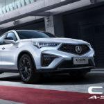 """ホンダが中国にてカッコいいSUV""""CDX""""の2020年モデル発表!スポーティーなA-Specは人気化しそうだ"""