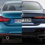 新旧BMW 4シリーズの内外装を画像で比較!グリル以外にも変化は大きいようだ!なおBMWいわく「このグリルは4シリーズ専用」