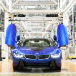 BMW i8が生産終了