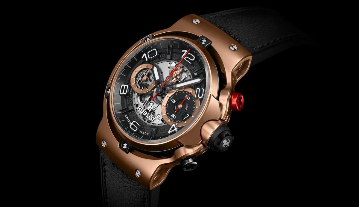 ウブロの腕時計、フェラーリ