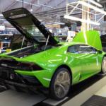 【動画】ランボルギーニ・ウラカンEVOはこうやって作られる!新工場は設備充実、「壊れる」というイタリア車の都市伝説ともオサラバ