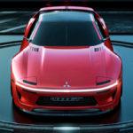 カッコいいじゃないですか!三菱GTO後継をイメージした「4000GT」のレンダリングが公開