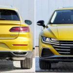 """新型VWアルテオン・ワゴン、EVの""""ID.4""""がリーク!アルテオン・ワゴンは「世界一スタイリッシュなワゴン」となりそうだ"""