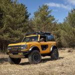 新型フォード・ブロンコ発表!「取り外せるドア」「業界最大の35インチタイヤ」などフォードは本気を見せてきた!