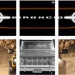 フォードが新型ブロンコの発表日を7/13に定めてティーザー画像を公開!24年ぶりに復活するブロンコは大胆にキャラチェンジ