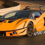 だいたいこんな感じ?ランボルギーニの新型ハイパーカーSCV12の予想レンダリングが公開