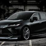 新型トヨタ・ハリアーがレクサス風に!WALDよりハリアー用カスタムパーツが発表