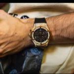 ウブロの腕時計