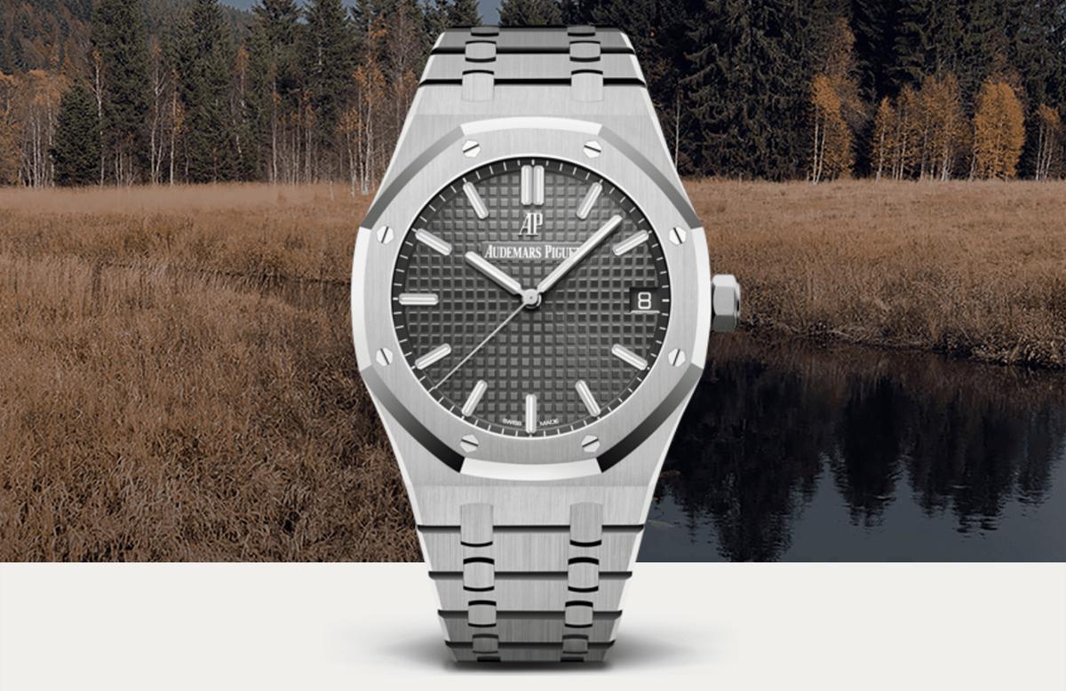 オーデマピゲの腕時計