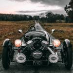 モーガン3輪車最終モデル