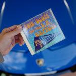 ブルーのランボルギーニ・ウラカンEVO RWD納車