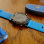 スントの腕時計(コア・アルミニム)のカスタム