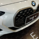 BMW 4シリーズのキドニーグリル