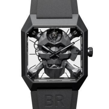 ベル&ロスBR01 サイバースカル(腕時計)