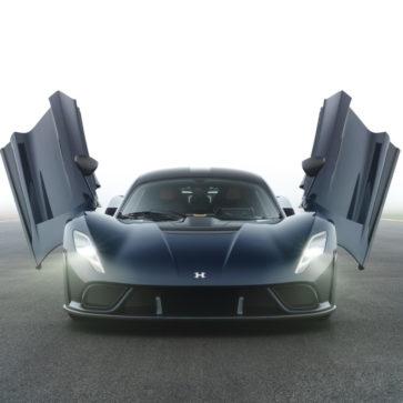 世界最速ハイパーカー、ヘネシーF5
