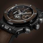ウブロ・ビッグ・バンとベルルッティとのコラボ腕時計