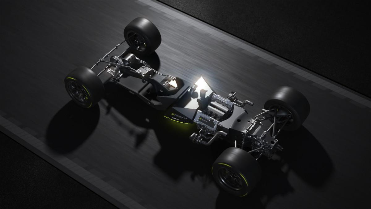 プジョーがル・マン24時間レース「ハイパーカークラス」に参戦するレーシングカーの構造を公開