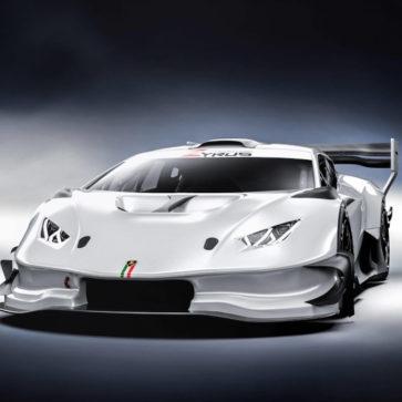ランボルギーニ・ウラカンの改造車、Zyrus LP1200ストラーダ