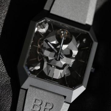 ベル&ロス BR01サイバースカル(腕時計)