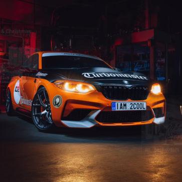 BMW M2ターボマイスター