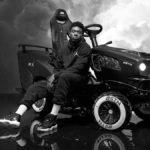 マンソリーがナイキ・エア ジョーダン11ジュビリーをイメージした芝刈り機を発表