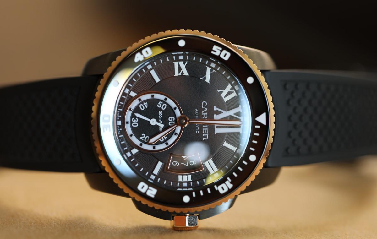 カリブル・ドゥ・カルティエ(腕時計)