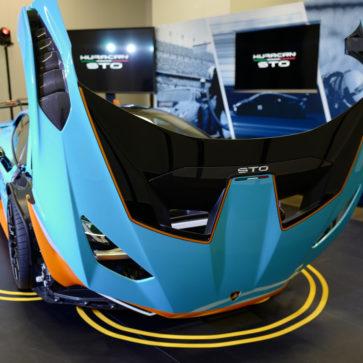ランボルギーニ・ウラカンSTO Lamborghini Huracan STO