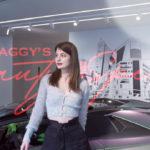 マギーがランボルギーニ「ザ・ラウンジ東京」を動画で紹介