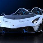 ランボルギーニの新型ハイパーカー、SC20