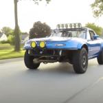 史上初、スバルWRX STIの4WDシステムとエンジンを移植したマツダ・ロードスター