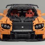 ハンの乗るマツダRX-7 ヴェイルサイド フォーチュンをレゴにて再現