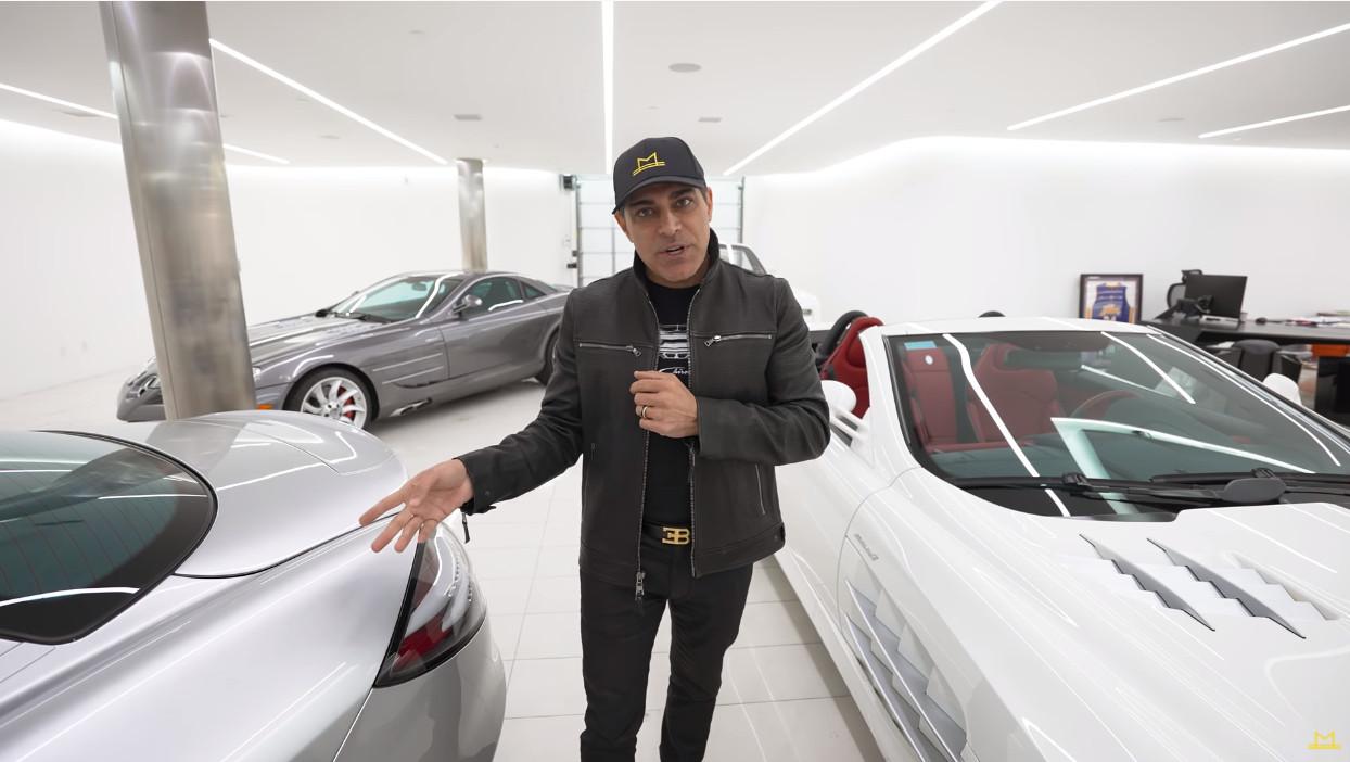 メルセデス・ベンツSLRマクラーレンの維持費