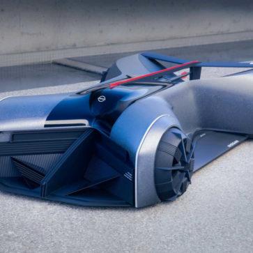 未来の日産GT-R、Nissan GT-R (X) 2050