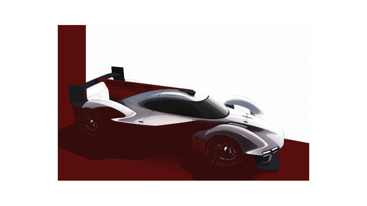 ル・マンに復帰するポルシェのハイパーカー