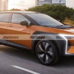 スバルの新型EV、EVOLTIS(エヴォルティスもしくはエボルティス)