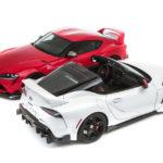 トヨタGRスープラ「ヘリテージエディション」「スポーツトップ」